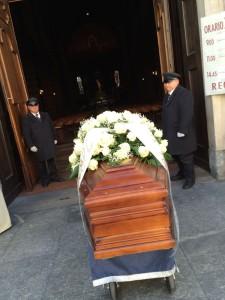 corteo funebre